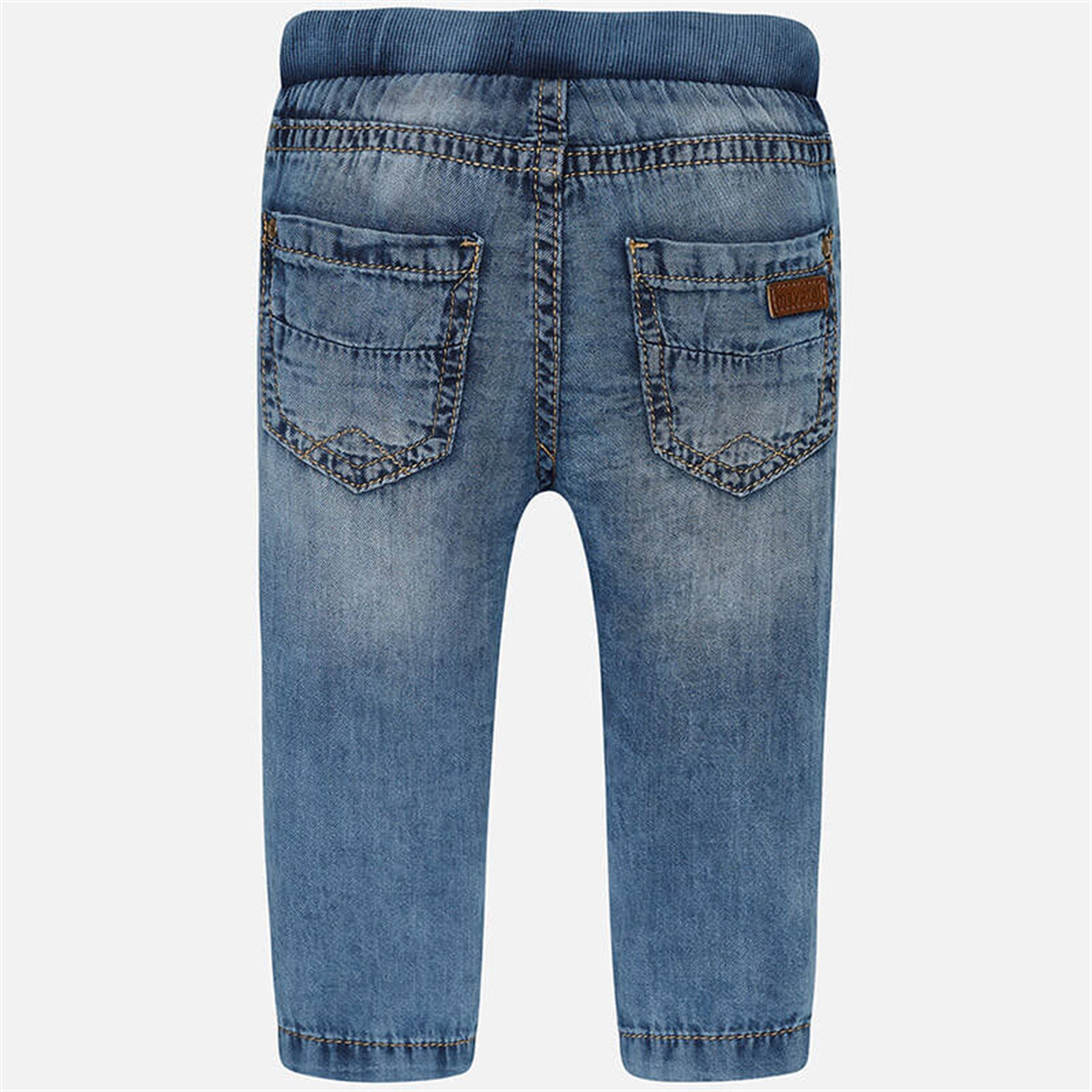 a6ce6bf63 0-36 Months Mayoral Baby Boy Jeans | Cslkids.com