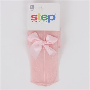 0-12 Years Step microfiber tights