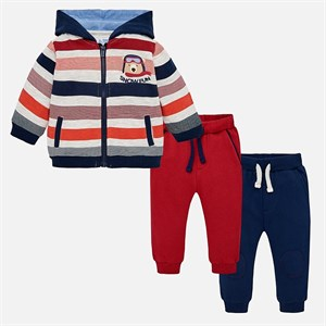 0-36 Months Mayoral Baby Boy Track Suit