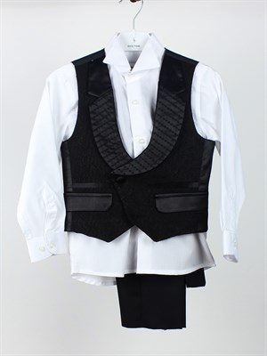 1-7 Years Clasical vest sets for boy