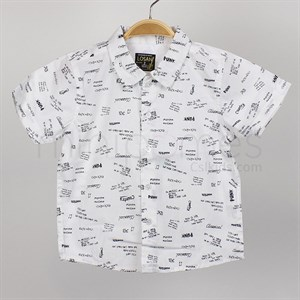 2-7 Years Losan Long Sleeved Shirt For Boy