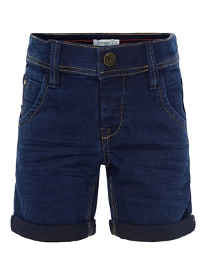 2-7 Years Name it Denim shorts For Boy