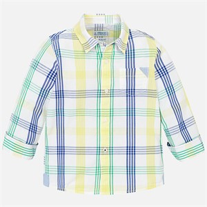 2-9 Years Mayoral long sleeved shirt for boy