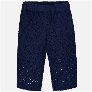 2-9 Years Mayoral Lace culotte pants for girl