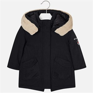 2-9 Years Mayoral coat for girl