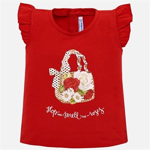 Mayoral printed tshirt for baby girl