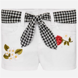 Mayoral shorts for baby girl