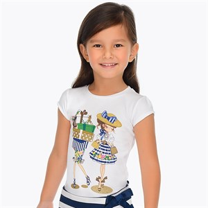 Mayoral tshirt for girl